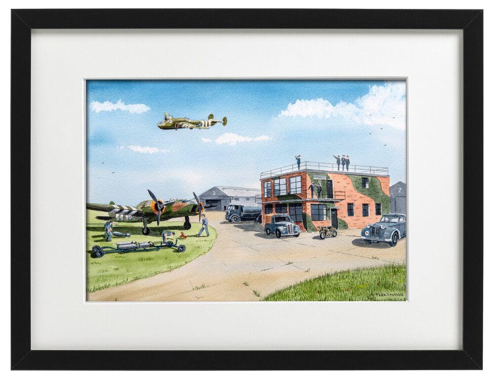 Ashbourne airfield