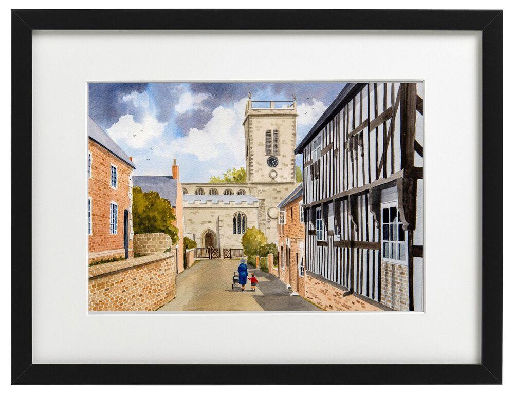 Church St. Abbots Bromley