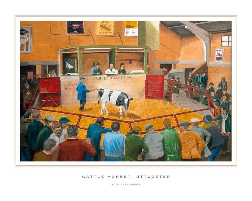 Cattle Market Auction
