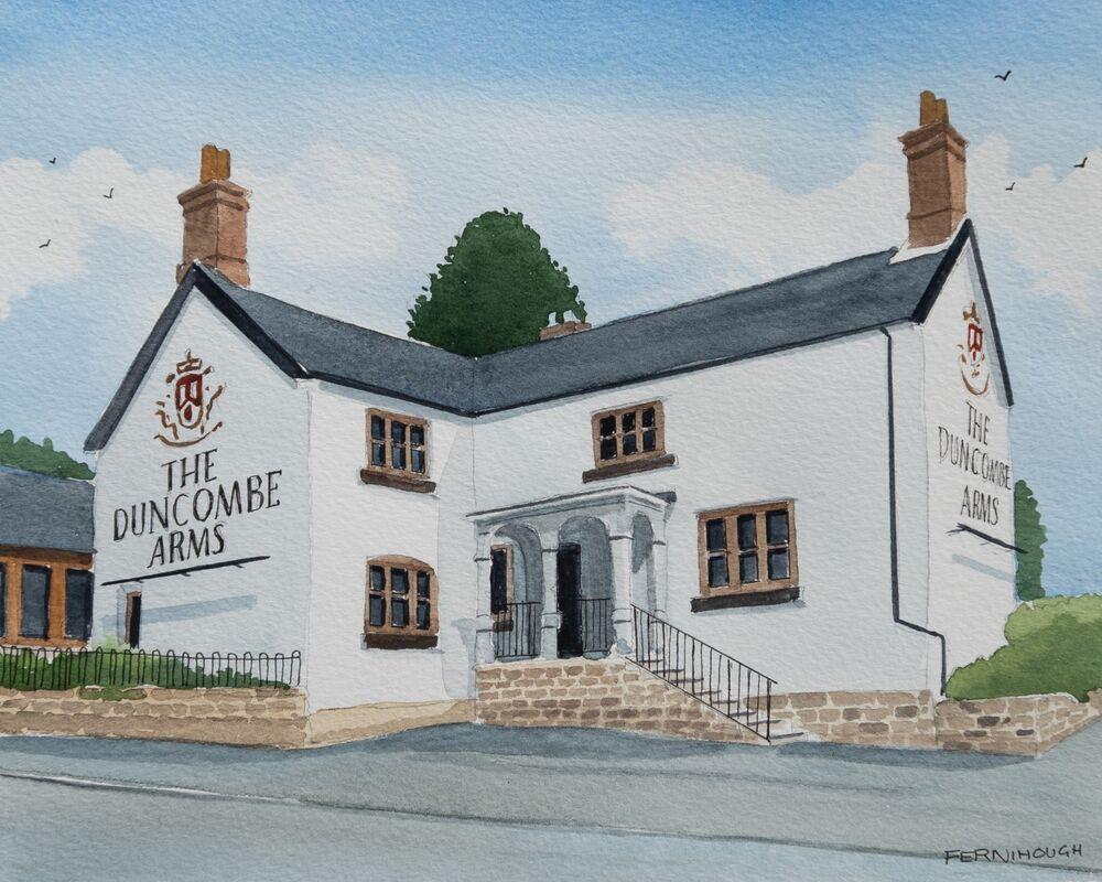 Duncombe Arms, Ellastone