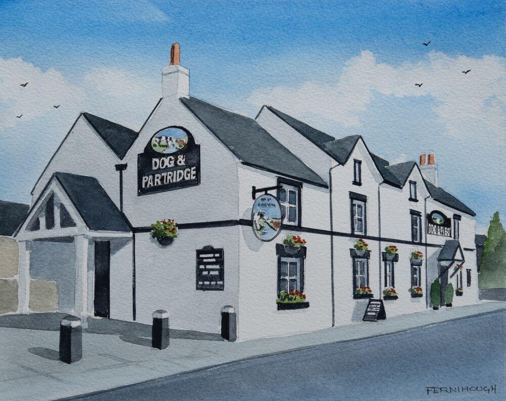 Dog & Partridge, Thorpe