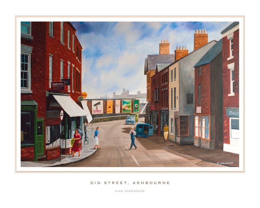 Dig Street, Ashbourne