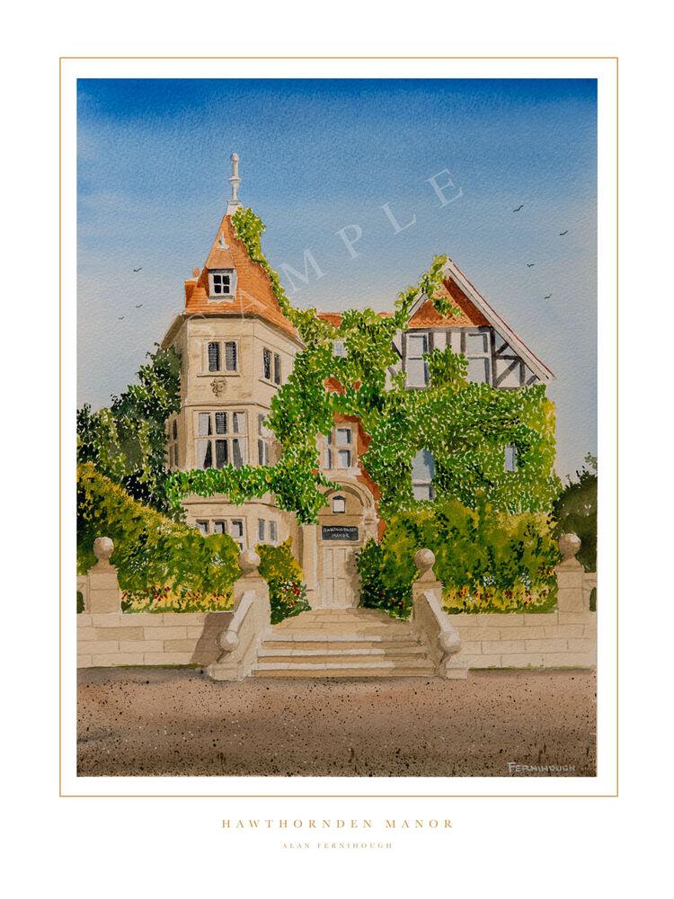 Hawthornden Manor