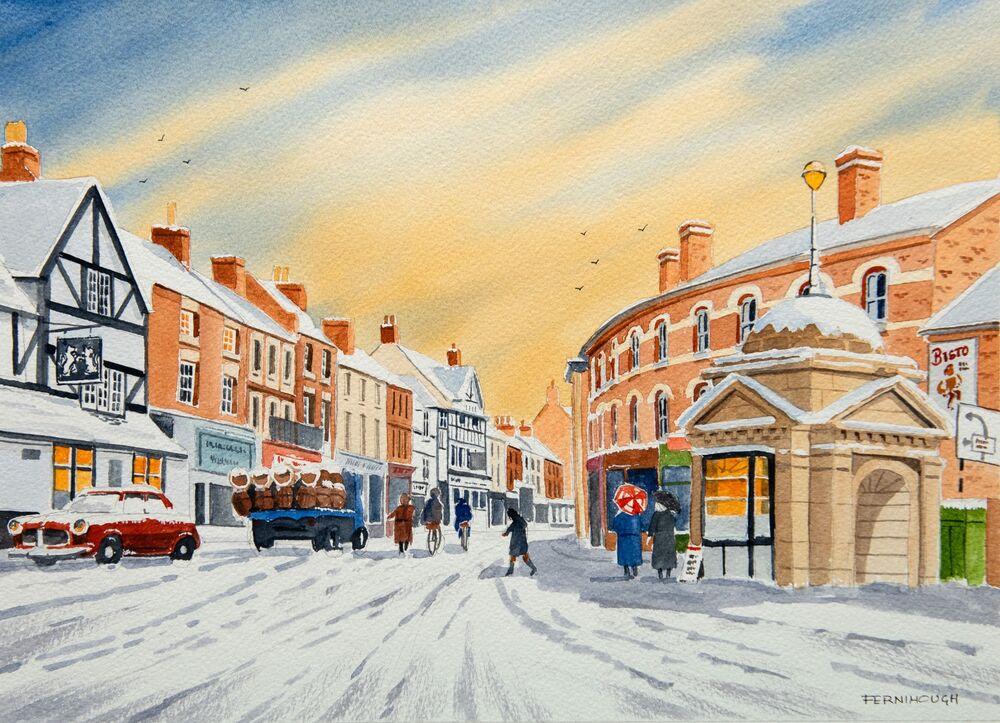Market Place 1960