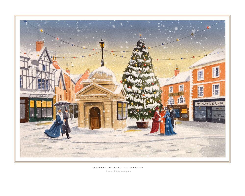 Market Place Snow