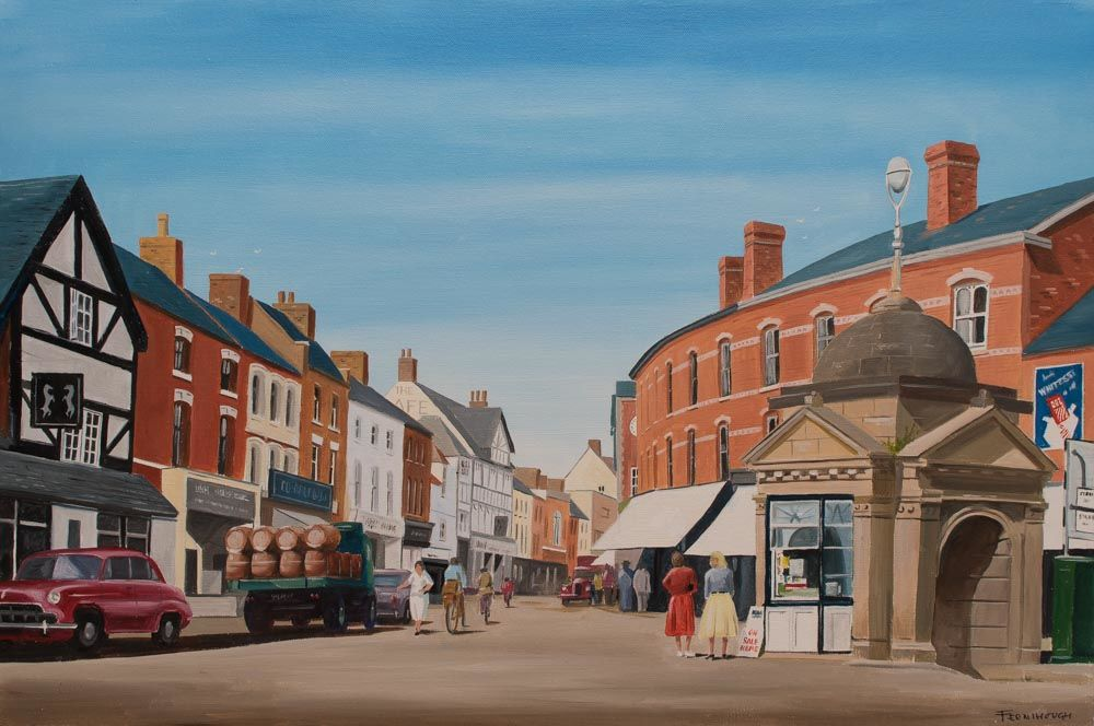 Market Place Uttoxeter
