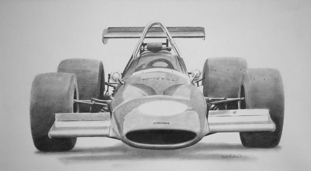 McLaren Ford