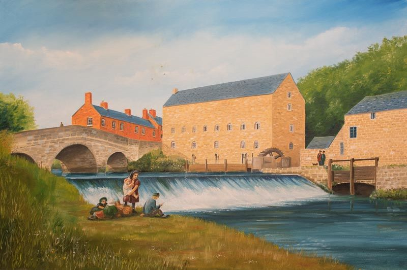 Rocester Corn Mill