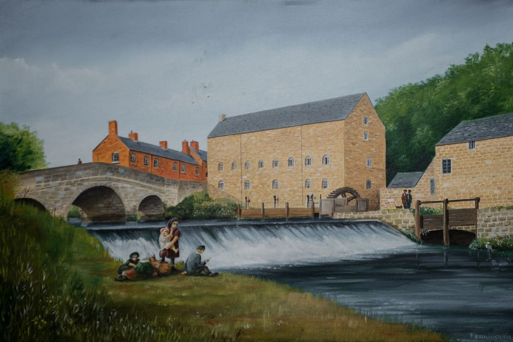 Rocester Mill 1