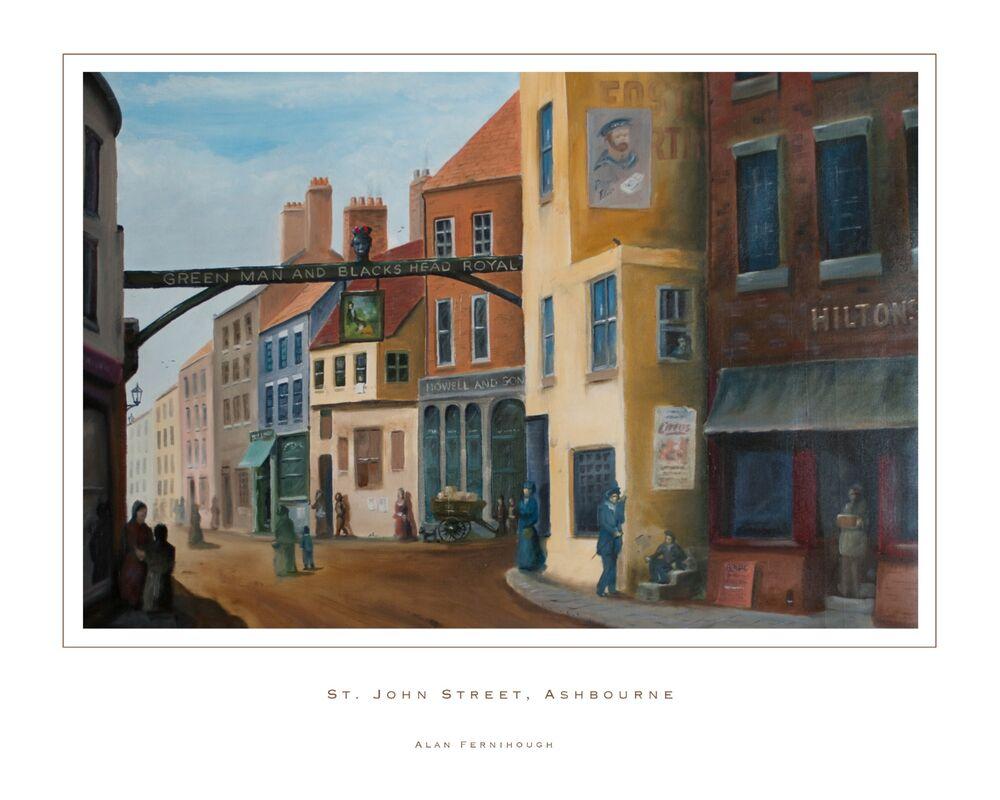 St John Street