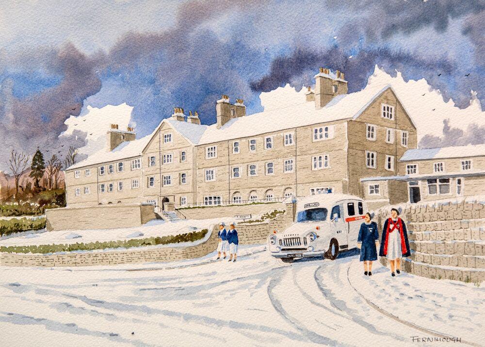 St Oswalds hospital