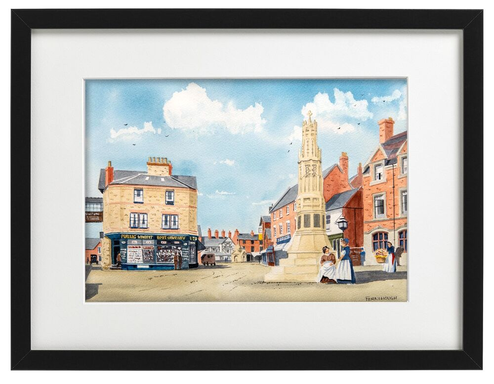 Uttoxeter Market Place