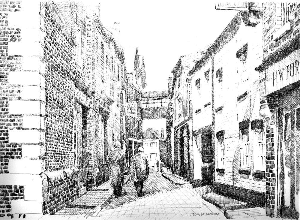Uttoxeter Queen Street