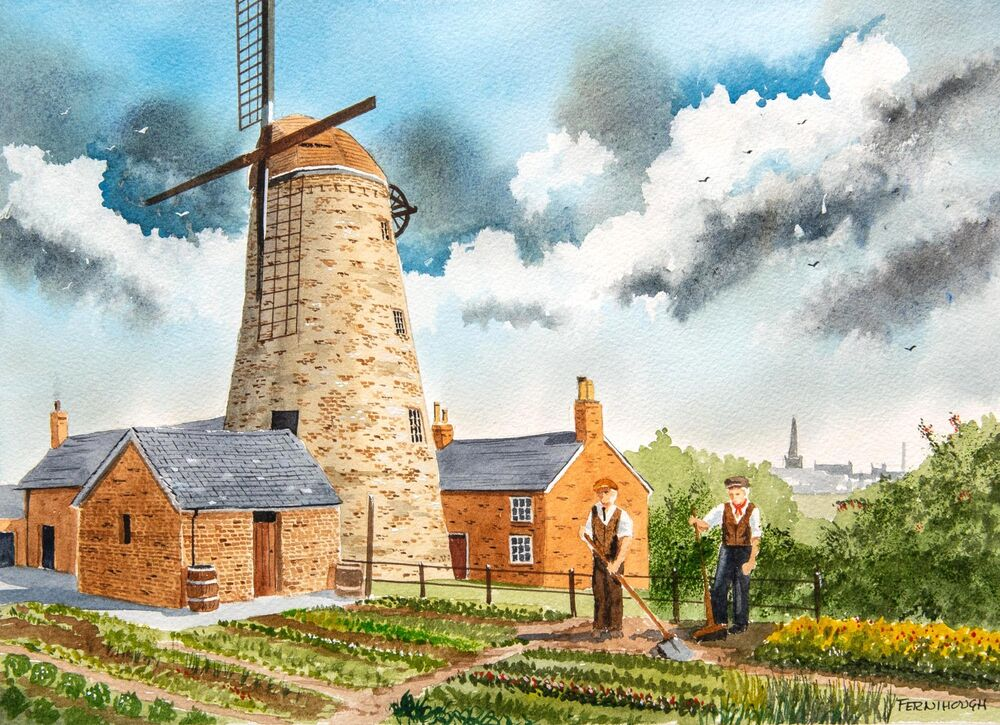 Uttoxeter Windmill