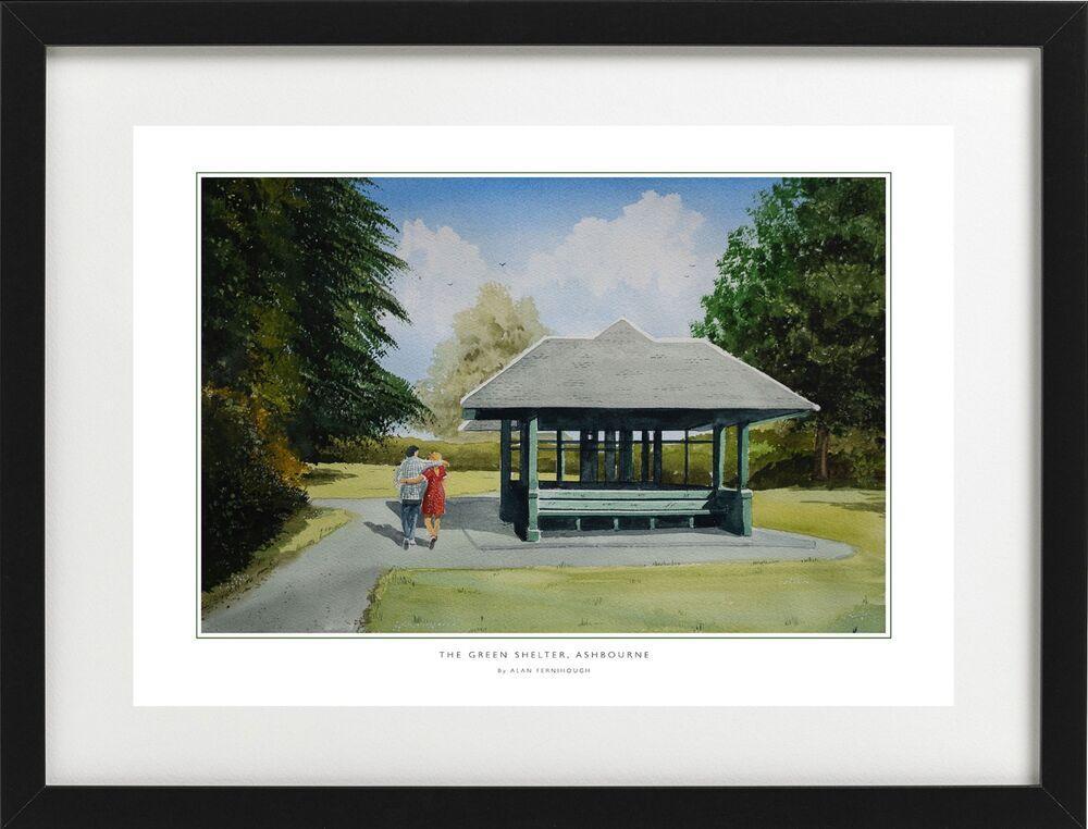 The Green Shelter, Ashbourne
