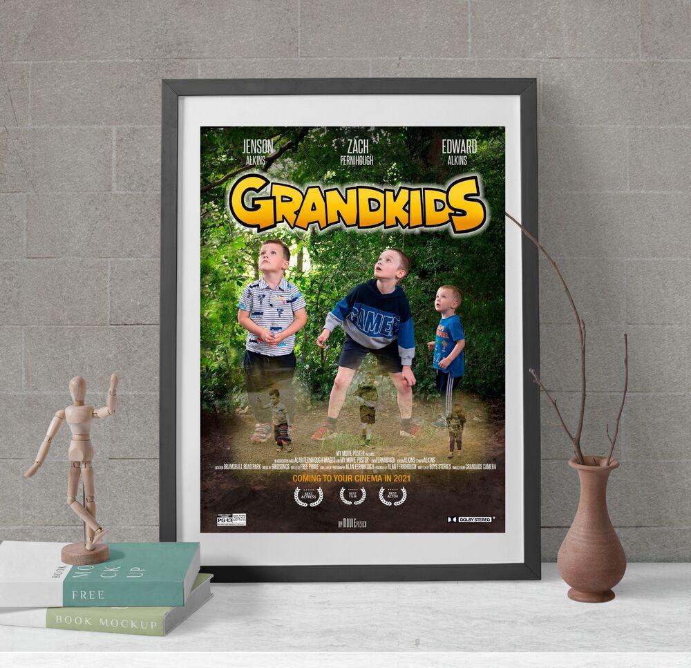 grandkids 16X12