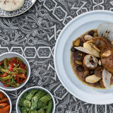 Mamounia Moroccan Restaurant
