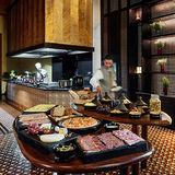 Breakfast Buffet Fairmont Royal Palm