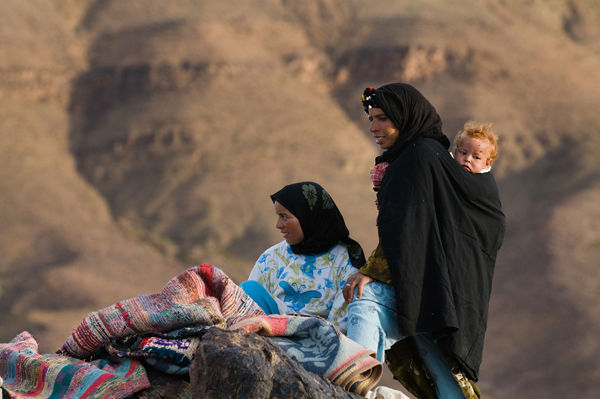 Ait Atta Berber Women