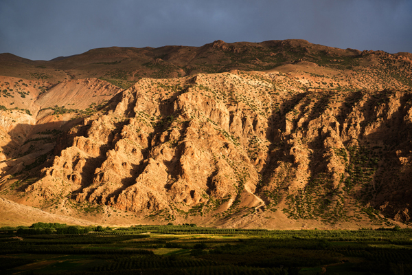 Bougamez Valley Morocco