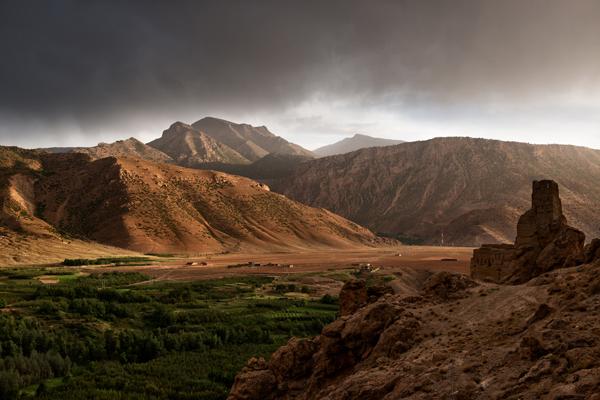 Ait Bougamez Valley Morocco