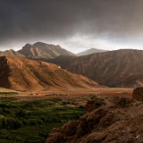 Ait Bougamez Valley Morocco