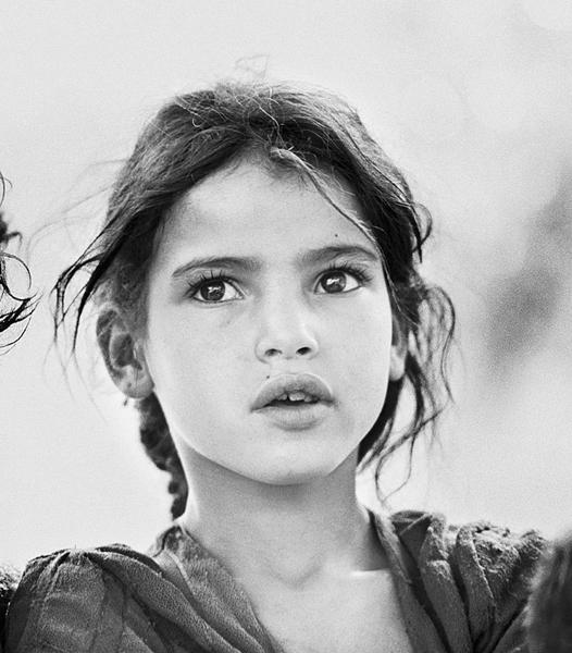 Berber Girl Tamatert