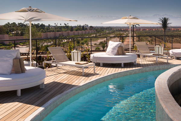 Delano Rooftop Pool