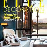 Elle Deco Belgium Cover