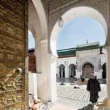 Kairouine Mosque Fez