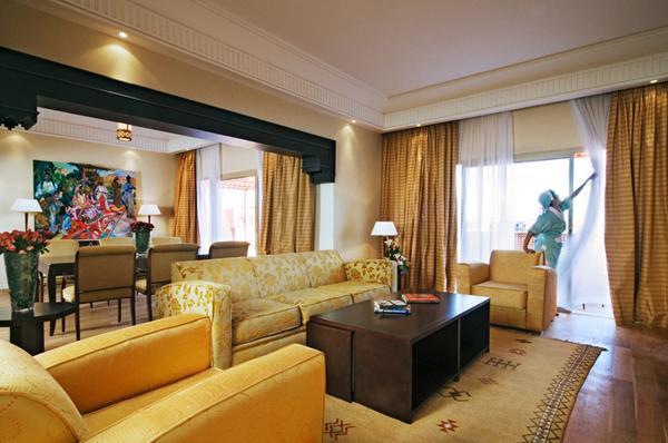 Kenzi Menara Palace Suite