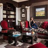 Mamounia Churchill Suite