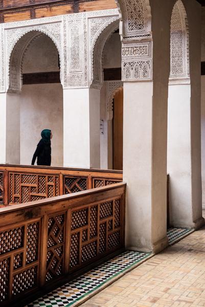 Nejjarine Foundouk Fez