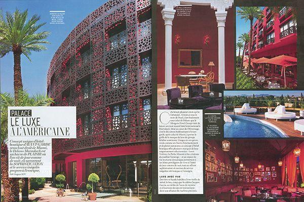 'Officiel Magazine Nov 2012