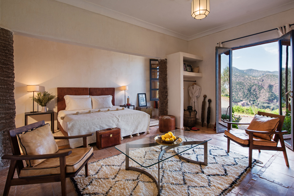 Kasbah Bab Ourika garden suite