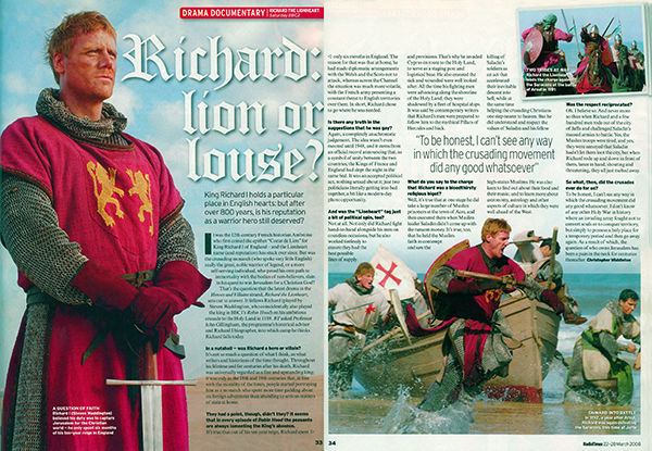 Radio Times 2008