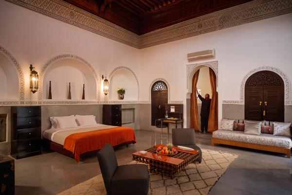 Riad 72 suite