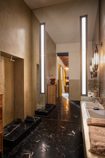 Riad Due bathroom 2