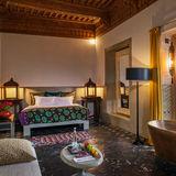 Riad Due bedroom