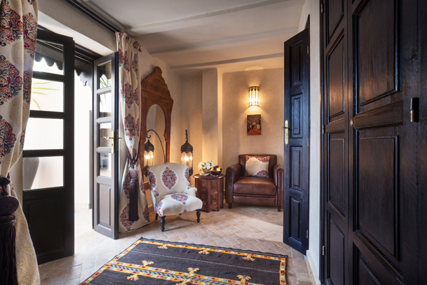 Riad Kheirredine suite