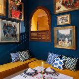 Riad Les Yeux Bleus dinning alcove