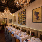 Riad Monceau restaurant