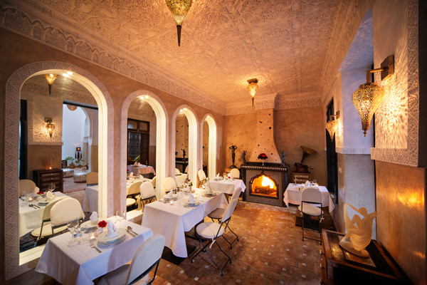 Riad Star Dinning Room