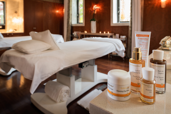 Royal Mansour Massage cabine
