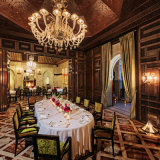 Royal Mansour banquet room