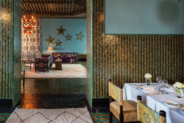 Royal Palm Moroccan Restaurant