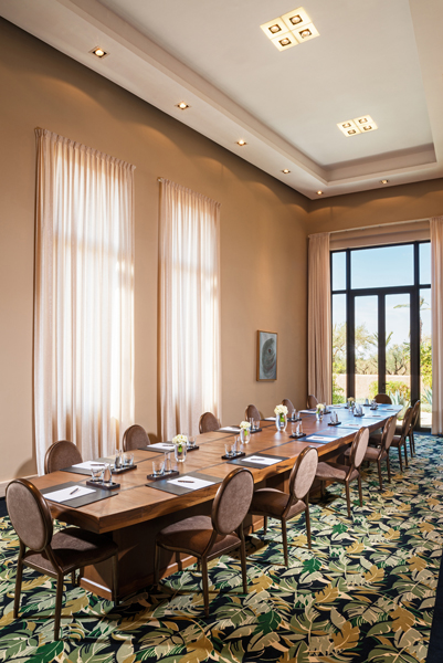 Royal Palm conference room