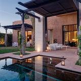 Royal Palm villa architecture