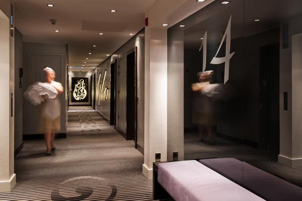 Sofitel Casablanca Room Corridor