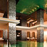 Sofitel Casablanca spa pool